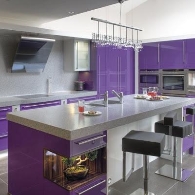 aluminum acrylic kitchens