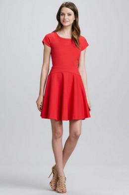 Modern 50's style dress