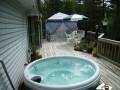 New hot tub tricks