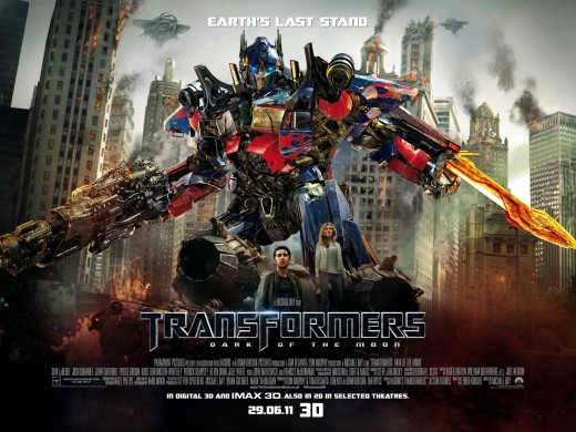 Transformers, Dark of the Moon