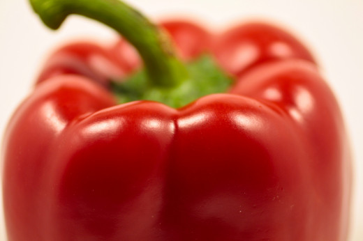 Red Bell Pepper helps to repair cell damage caused by stress.