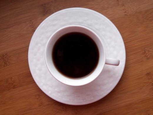 Black Tea soothes away stress.