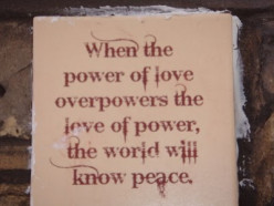 Power of love and our Dharma;