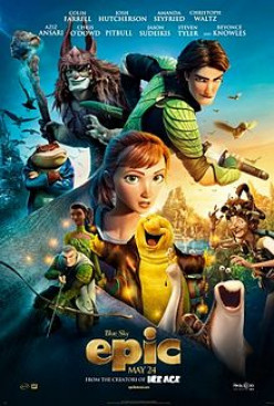 """EPIC,"" Is it a Winner?  Vote for your Favorite Animated Film too!"