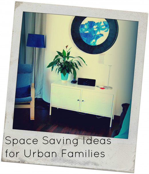 Space saving tips for small spaces living