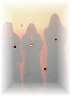 Shadow people are one of the phenomena that can manifest after using a ouija board.
