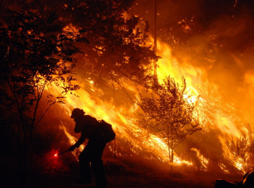 California wildfires are using valuable resources with 8 fires burning concurrently. The Rim Fire has destroyed 92,737 acres and is still burning. August 29, 2013