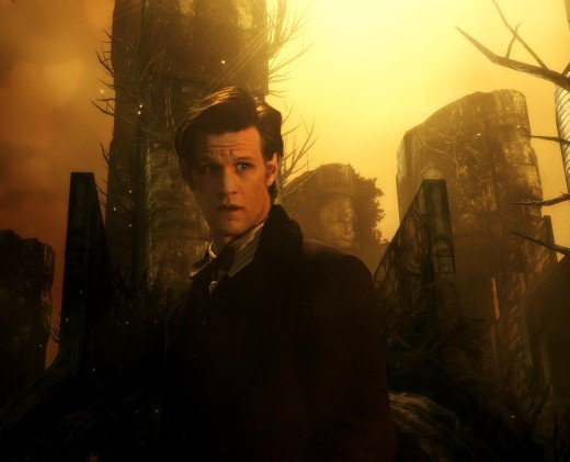 Beautiful rendition of the Eleventh Doctor.
