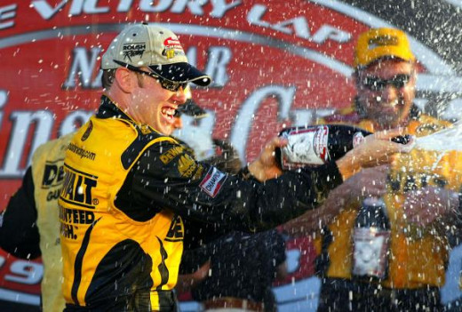 Kenseth's 2003 title run was the final nail in the coffin for the season-long point standings