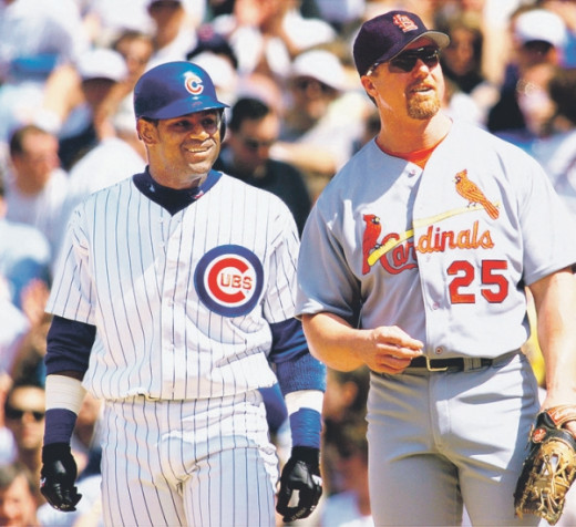 Sosa and McGwire helped bring baseball fans back to the yard just a few years after the 1994 strike nearly crippled the sport
