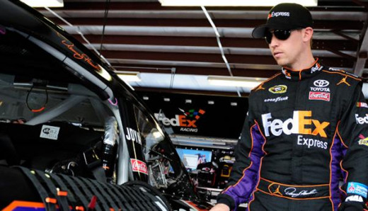Hamlin would have benefited greatly from a modified wild card system after missing four races with a back injury
