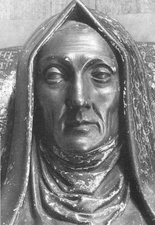 Margaret Beaufort's tomb