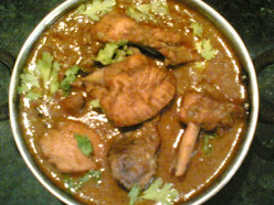 Kodi Kura - Andhra Chicken Curry