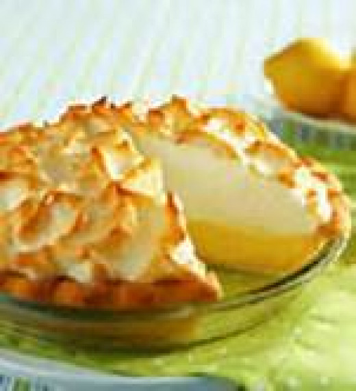 This pie is a diabetic pie but it has all the flavor of a regular lemon meringue pie please try and enjoy
