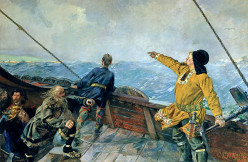 The Vikings, Voyage Of The Longships