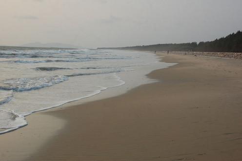 Meenkunnu Beach, Kerala
