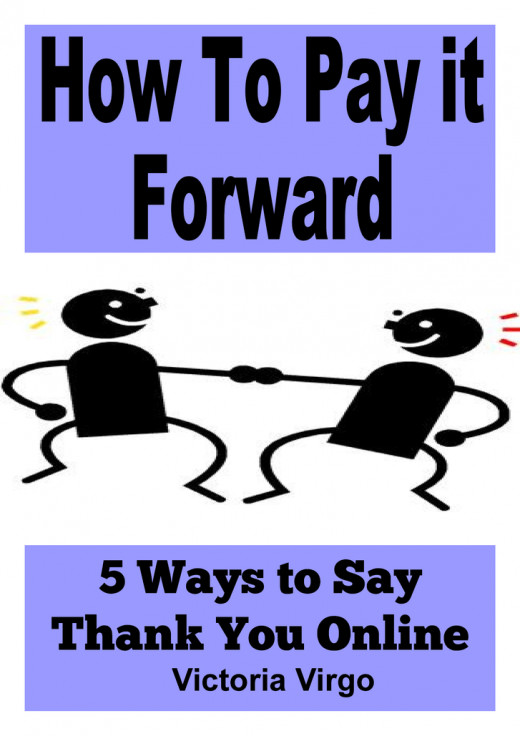 Free Ebook - How To Pay it Forward