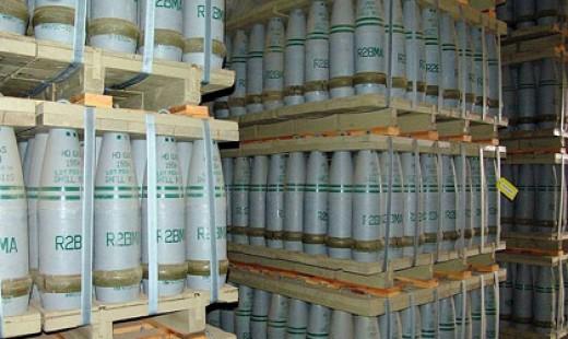 Syrian gas