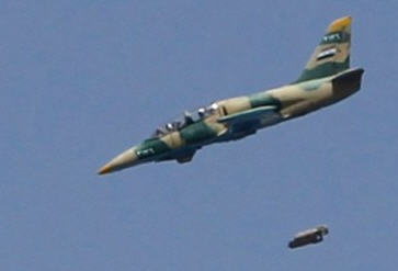 Syrian Ground Attack