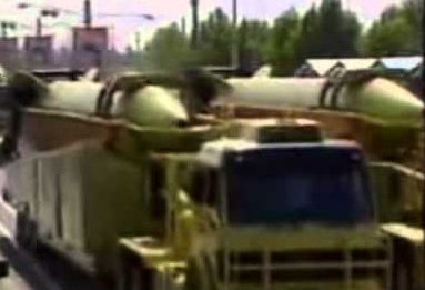 Syrian Scud Missiles