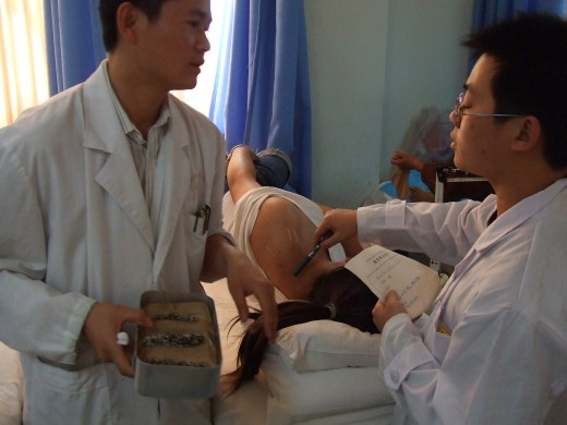 Doctors Practicing in China