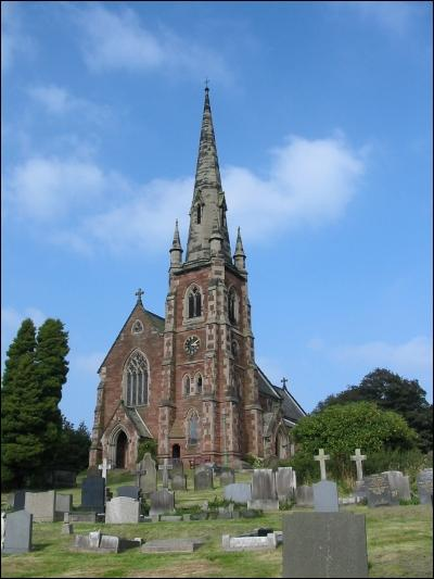 St John Church Dalhousie is oldest one. It was built in 1863