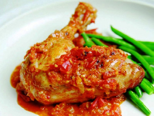 Kashmiri Chicken