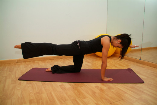 Pilates for back pain relief can be an excellent source.