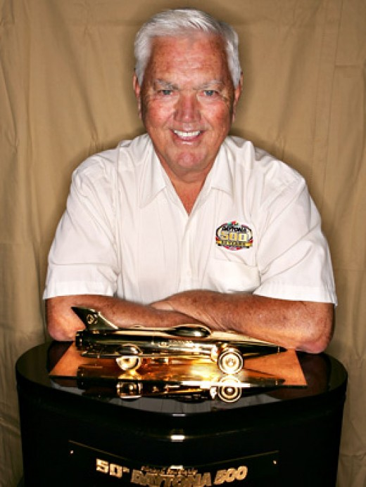 Junior Johnson competed as a driver and won championships as an owner