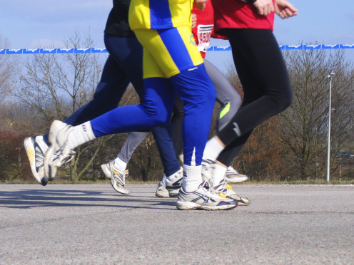 Beginners running program to lose weight will help you run your first 5k race.