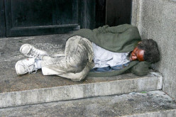 Poem: The Homeless and me!