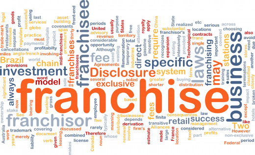 Opening up a franchise of your own implies you learn a lot of new concepts which will help you run a successful business.