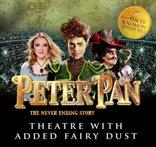 Peter Pan The Never Ending Story World Arena Tour