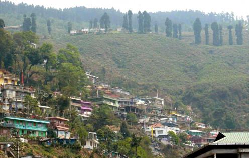 Dow Hill- Kurseong- India
