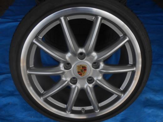 Carrera Sport II Wheels