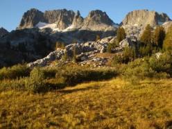 Eastern Sierra Nevada Lakes Ski Mammoth
