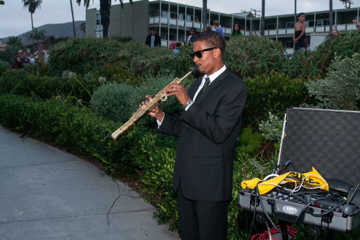 Ceremony Saxophonist - J. Boykin Absolutely Amazing