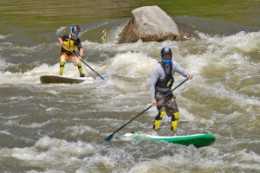 Badfish Stand Up Paddle Surfing and River Surfboards, Salida, Colorado