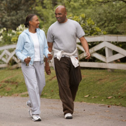 Walking, an Easy and Effective Exercise