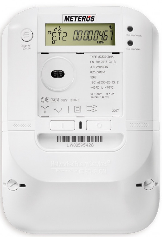 Time-of-use pricing requires a smart meter.