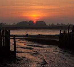 Sunset at Bosanham (Bosham)