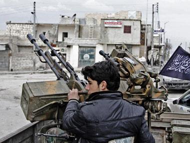 Syrian Troops from Madhu babu pandi flickr.com