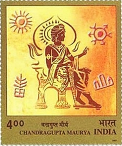 Emperor Chandragupta Maurya and Jainism
