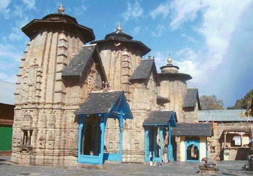 Chamba temple