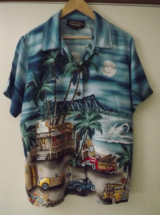 Hawaiian Reserve Hale Koa Shirt