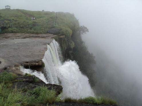 Water Falls, Mawsmai, Cherrapunjee