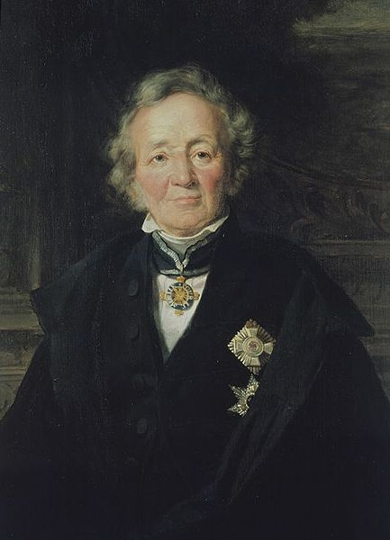 Leopold von Ranke, widely considered the father of modern history.