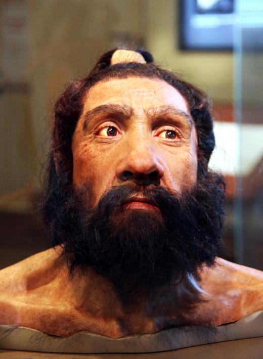Neanderthal see, Neanderthal get, Neanderthal forget.