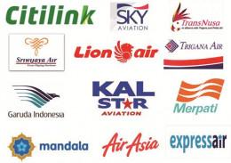 It is a domestic airline that followed Alkatrans Tour & Travel Klaten Branch