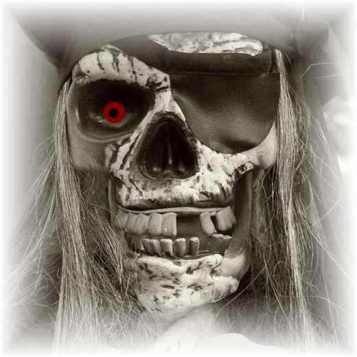 There are thousands of alleged cursed or haunted skulls all over the world.